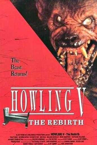 Poster of Howling V: La rinascita