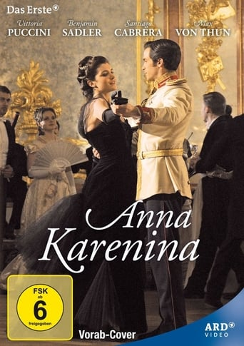 Filmposter von Anna Karénina