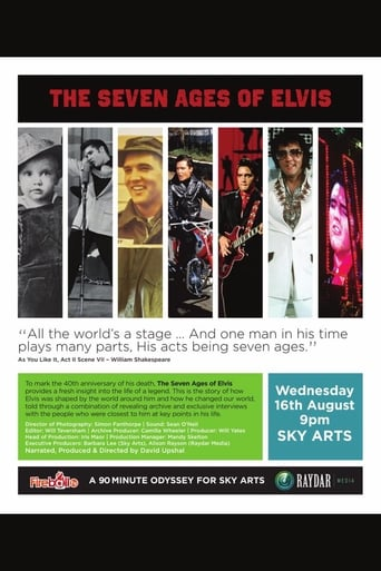 Poster of The Seven Ages of Elvis