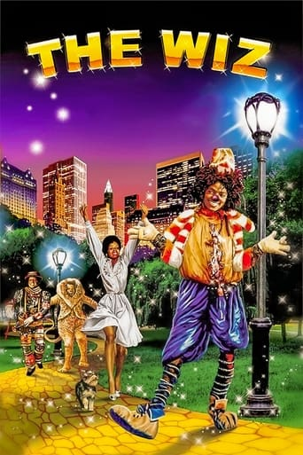 Poster of The Wiz