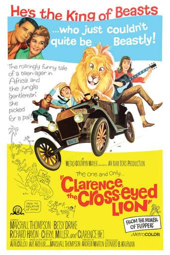 film clarence le lion qui louchait 1965 en streaming vf complet filmstreaming hd com. Black Bedroom Furniture Sets. Home Design Ideas