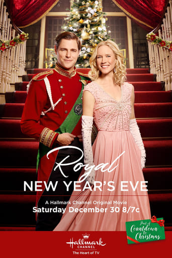 Royal New Year's Eve poster