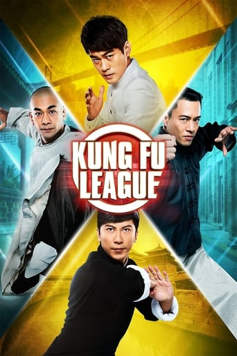 Poster of Kung Fu League