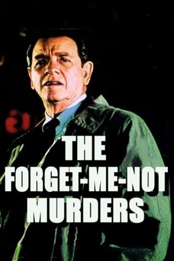 Poster of The Forget-Me-Not Murders