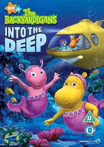 Poster of The Backyardigans: Into the Deep