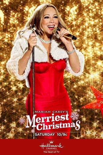 Mariah Carey's Merriest Christmas poster