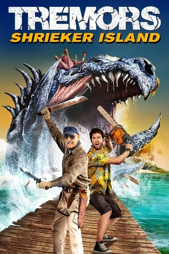 Poster of Tremors: Shrieker Island