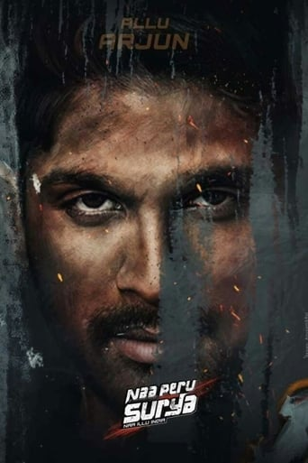 Poster of Naa Peru Surya - Naa Illu India