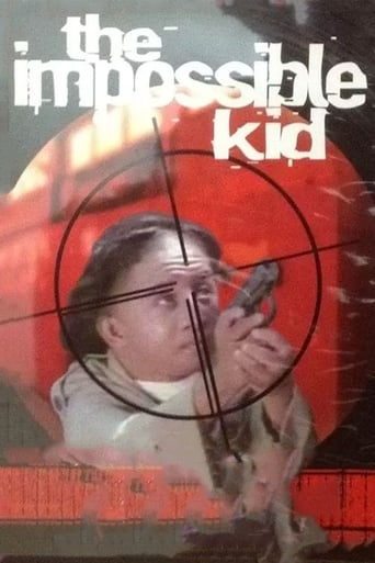 Poster of The Impossible Kid