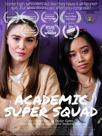Poster of Academic Super Squad