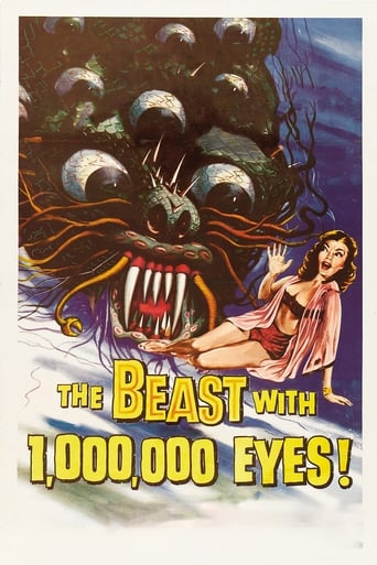 Poster of The Beast with a Million Eyes