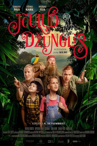 Poster of Christmas in the Jungle