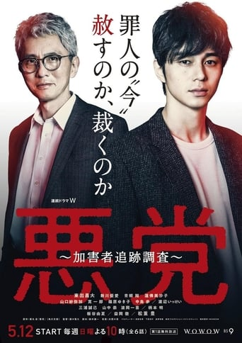 Poster of Villain: Perpetrator Chase Investigation