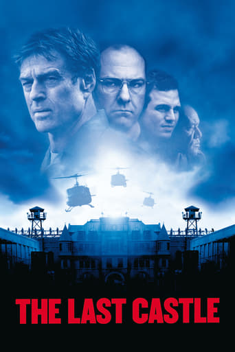 Poster of The Last Castle