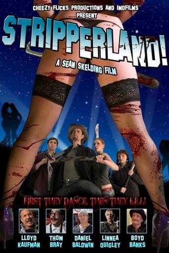 Poster of Stripperland