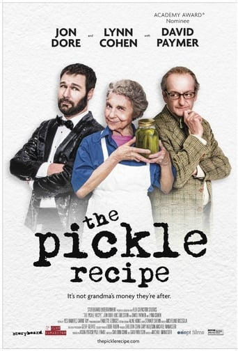 How old was Eric Edelstein in The Pickle Recipe