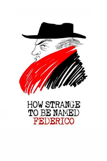 Poster of How Strange to be Named Federico