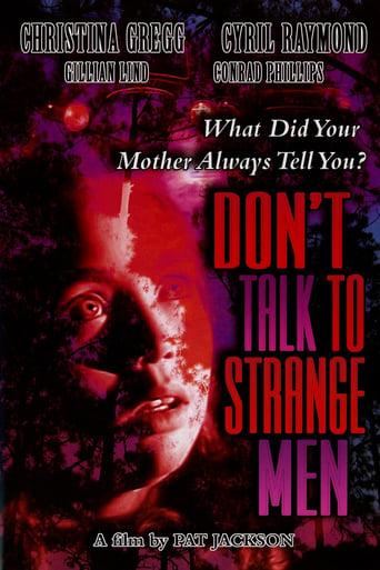 Poster of Don't Talk to Strange Men