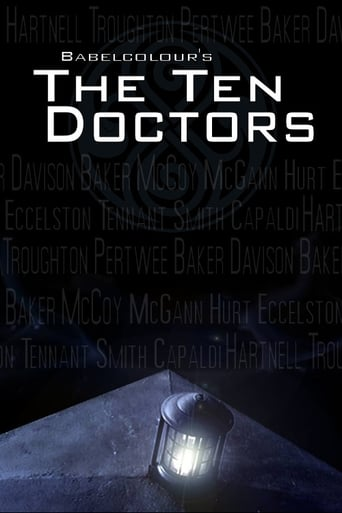 Poster of BabelColour's The Ten Doctors