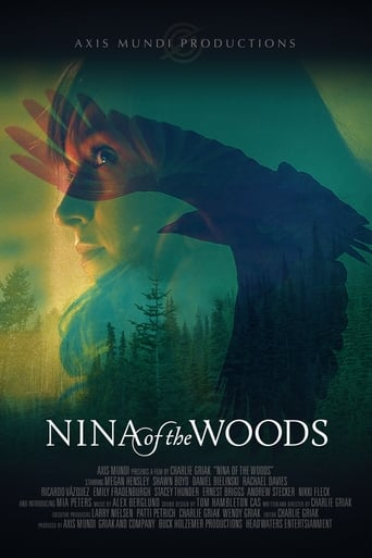Poster of Nina of the Woods