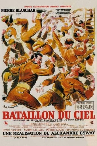Poster of Le Bataillon du ciel