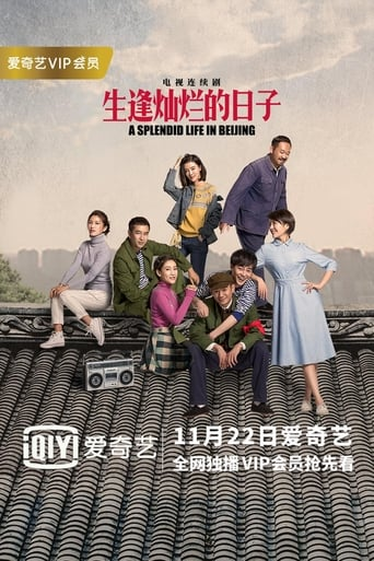 Poster of A Splendid Life in Beijing