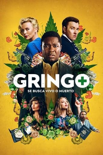 Poster of Gringo: Se busca vivo o muerto