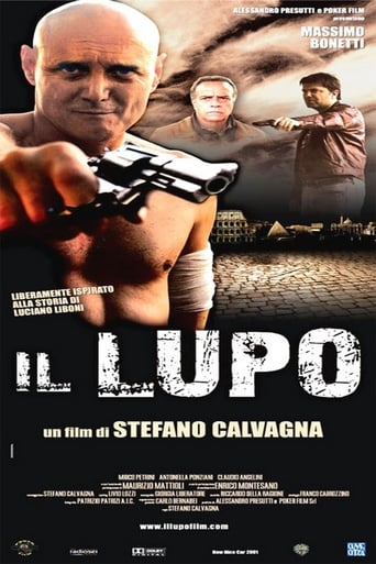 Poster of Il Lupo