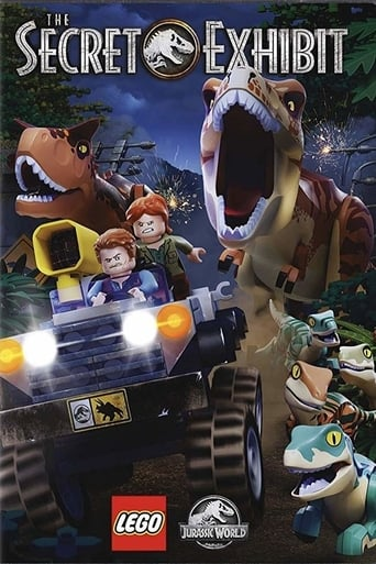 Poster of LEGO Jurassic World: The Secret Exhibit