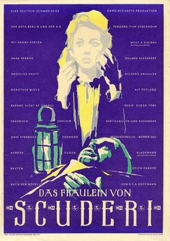 Poster of Das Fräulein von Scuderi