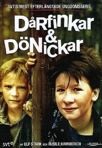 Poster of Dårfinkar och dönickar
