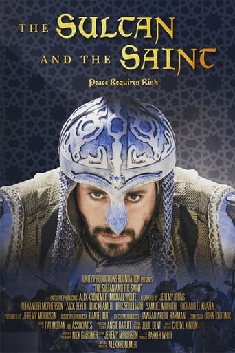 Poster of The Sultan and the Saint