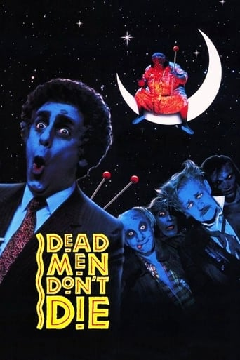 Poster of Dead Men Don't Die