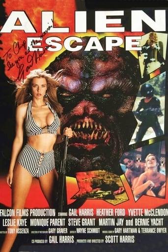 Poster of Alien Escape