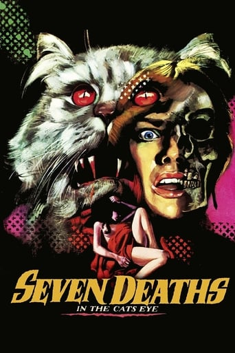 Poster of Seven Deaths in the Cat's Eye