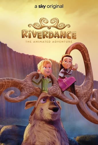 Poster of Riverdance: The Animated Adventure