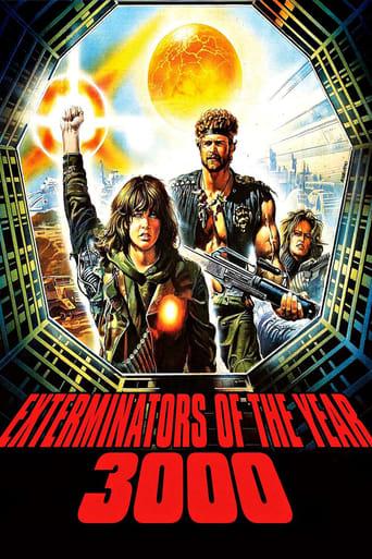 Poster of Gli sterminatori dell'anno 3000