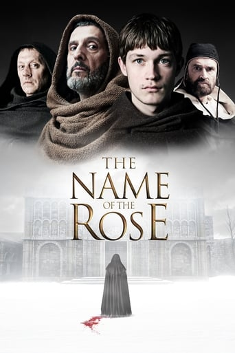 Poster of The Name of the Rose