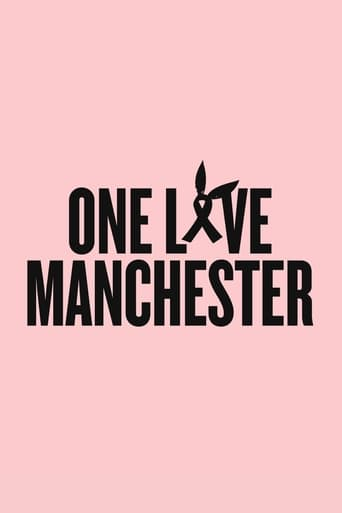 Poster of One Love Manchester