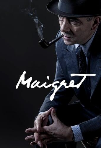 Poster of Maigret's Dead Man