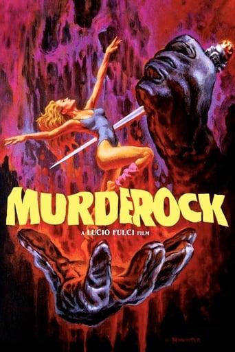 Poster of Murder-Rock: Dancing Death