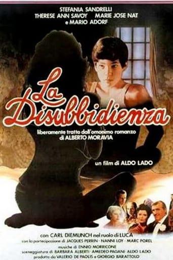 Poster of La disubbidienza