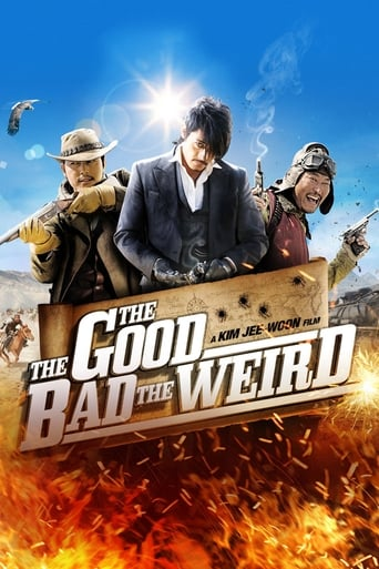 Poster of The Good, the Bad, the Weird
