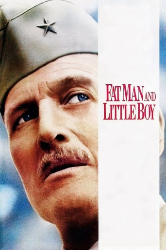 Poster of Fat Man and Little Boy