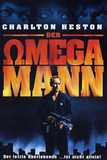 Filmplakat von Der Omega-Mann