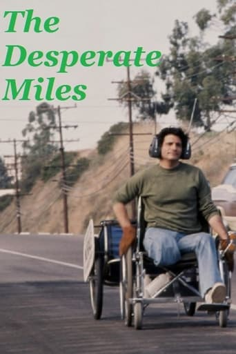 Poster of The Desperate Miles