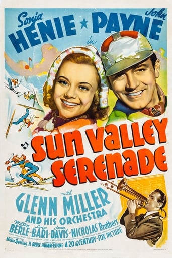 Poster of Sun Valley Serenade