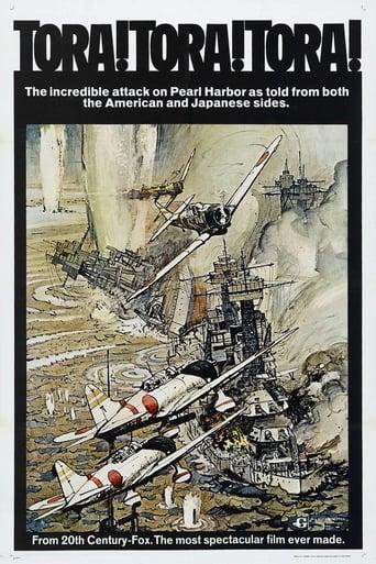 Poster of Tora! Tora! Tora!