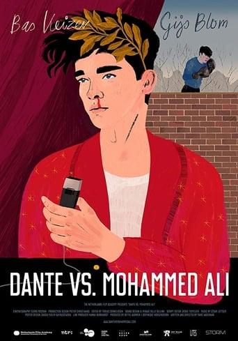 Poster of Dante vs. Mohammed Ali
