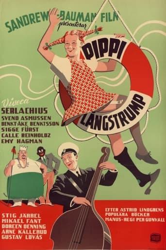 Poster of Pippi Longstocking